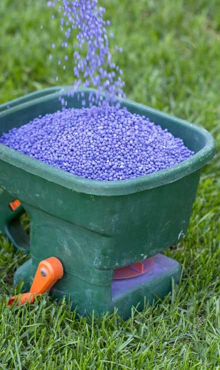 Yard By Yard Makeovers LLC  Lawn Fertilization