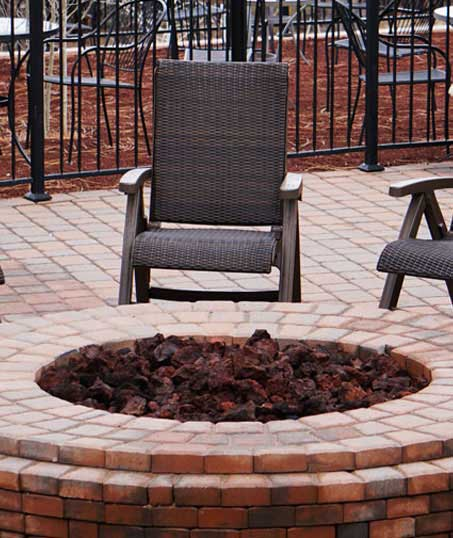 Yard By Yard Makeovers LLC Outdoor Fire Pits