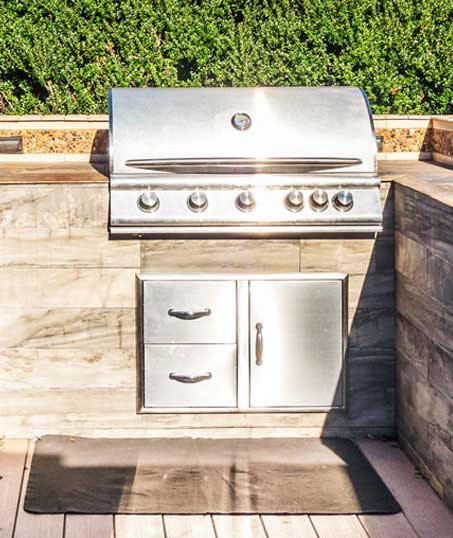 Yard By Yard Makeovers LLC Outdoor Kitchen Services