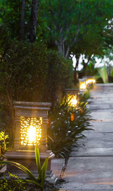 Yard By Yard Makeovers LLC Residential Landscape Lighting