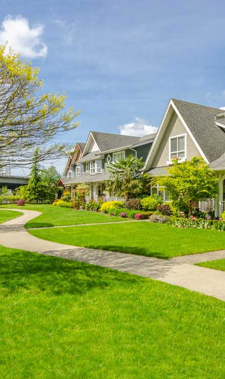 Yard By Yard Makeovers LLC Residential Lawn Care