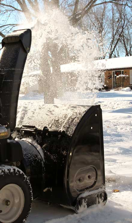 Yard By Yard Makeovers LLC Residential Snow Removal